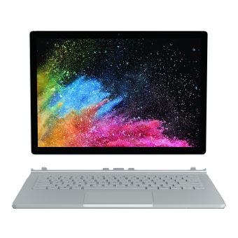 "PC Hybride Microsoft Surface Book 2 15"" Touch Intel Core i7/16GB/512GB/GF GTX 1060"