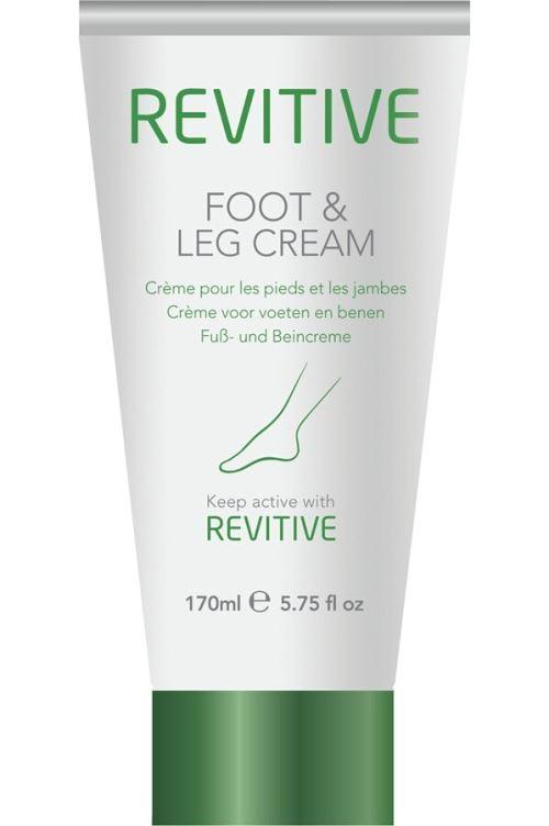 Crème Revitive pour les pieds et jambes