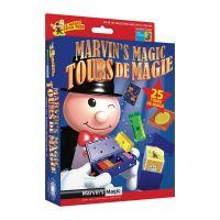 Coffret de magie Marvin's Magic 25 tours de magie Modèle aléatoire