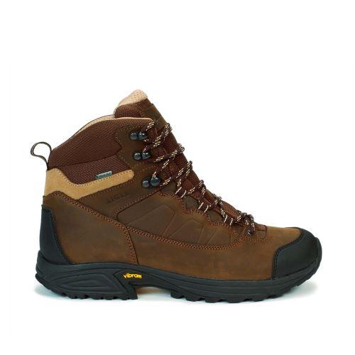 Aigle Mooven Mid Gore-tex Chaussures de Randonn/ée Hautes Homme