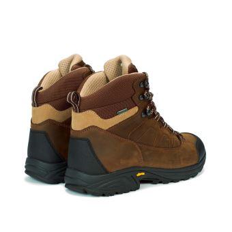 Chaussures Randonnée Aigle Vibram® Tex® Gore Mooven De Marron Ltr 5rqxWO45f