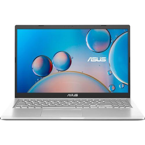 """PC Portable Asus S515DA-BQ313T 15,6"""" AMD Ryzen 5 8 Go RAM 512 Go SSD Argent transparent"""