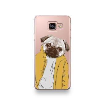 coque samsung j7 2017 chien