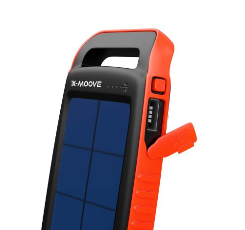 chargeur solaire x moove 50 000 mah