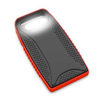 5% sur Batterie externe solaire X-Moove Solargo Pocket PowerBank