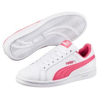 Chaussures Puma Smash blanches Sportives femme 0iGibGdYC