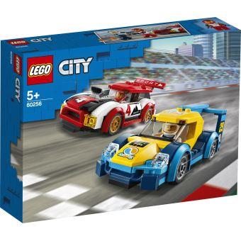 LEGO® City Nitro Wheels 60256 Les voitures de course