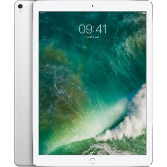 "Apple iPad Pro 12.9"" - 256GB SSD - Wifi & Cellular - Silver"