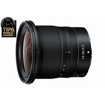 Objectif Nikon Nikkor Z 14-30 mm f/4 S Noir