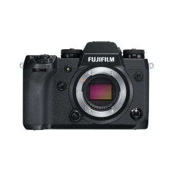Hybride Fujifilm X-H1 Boîtier nu Noir