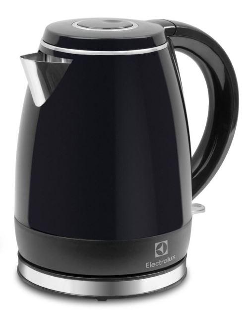 Bouilloire EEWABL Electrolux 1200 W Noir et Argent
