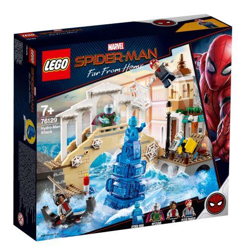 LEGO® Marvel 76129 Spider-Man et l'attaque d'Hydro-Man