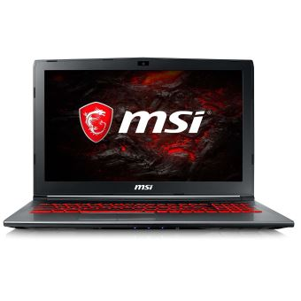 "PC Portable MSI GV62 7RD-2269FR 15.6"" Gaming"