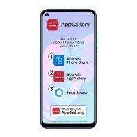 Smartphone Huawei P40 Lite E 2020 64 Go Double SIM Bleu aurore