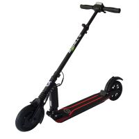 E-T Wow Booster Evolution S Elektrische Step/Scooter 500W Zwart
