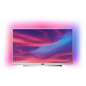 TV Philips The One 50PUS7354 4K UHD Ambilight 3 côtés Smart Android TV 50'' application Disney+ disponible