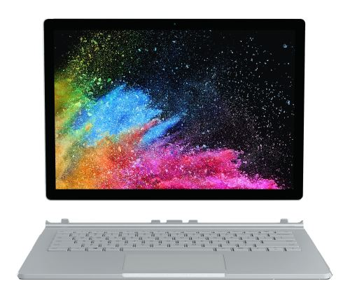 "PC Hybride Microsoft Surface Book 2 15"" Tactile Intel Core i7 16 Go RAM 256 Go SSD"