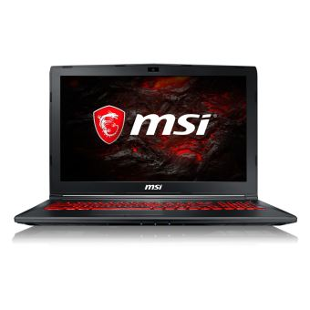 "PC Portable MSI GL62M 7RDX-2406FR 15.6"" Gaming"