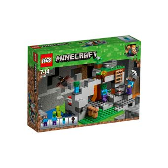LEGO® Minecraft ™ 21141 De grot van de zombie