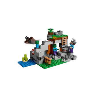 € expédition /& NOUVEAU /& NEUF dans sa boîte! LEGO ® Minecraft 21141 Zombie GROTTE /& 0