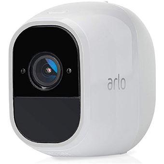 Arlo HD Kit de 1 Smart cam/éra de Surveillance connect/ée Sonnette Intelligente connect/ée Arlo Doorbell Arlo Chime Inclus