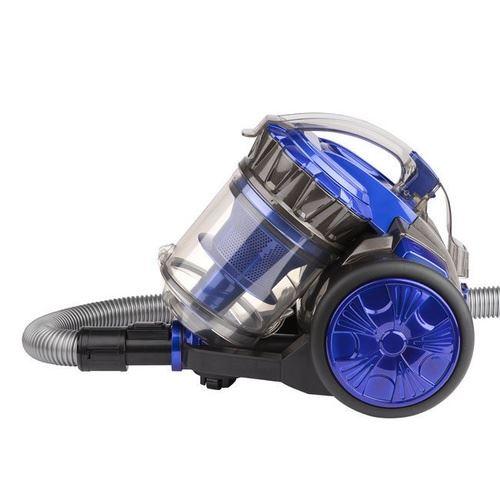 Aspirateur traîneau sans sac Winkel WS14 Multicyclonique 800 W Noir et Bleu