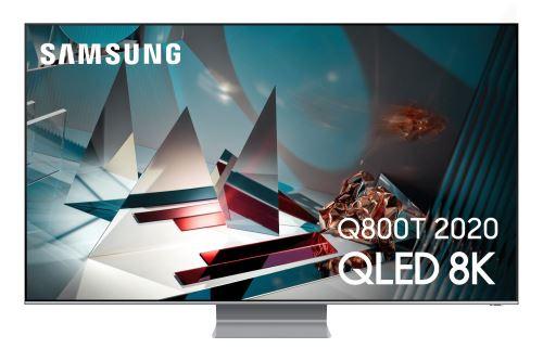 Plus de détails TV Samsung QE82Q800T QLED 8K Smart TV 82'' Noir 2020