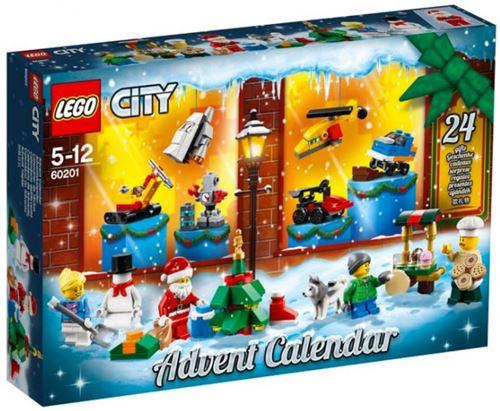 LEGO® City 60201 Le Calendrier de l'Avent City