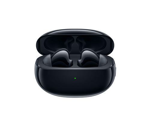Ecouteurs intra-auriculaire True Wireless Oppo Enco X avec réduction de bruit Noir