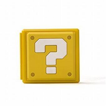Boîtier de rangement Nintendo Question Block pour Nintendo Switch