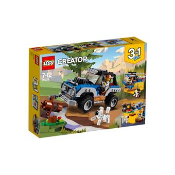 LEGO 31075 AVONTUREN IN DE WILDERNIS-LES AVENTURES TOUT