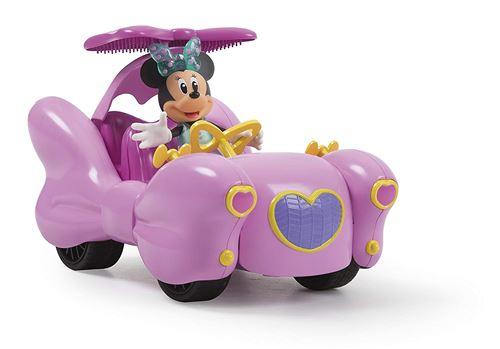 Voiture radiocommandée IMC Toys Cabriolet Rose avec figurine Minnie - Jouet à manipuler. Achat et vente de jouets, jeux de société, produits de puériculture. Découvrez les Univers Playmobil, Légo, FisherPrice, Vtech ainsi que les grandes marques de puéric