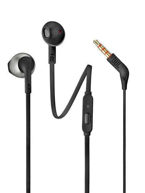 Ecouteurs JBL T205 Noir