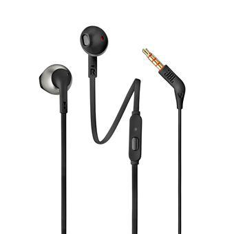 JBL T205 Oortelefoons Chrome