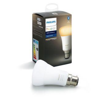 Philips Hue White Ambiance 9.5W Light Bulb