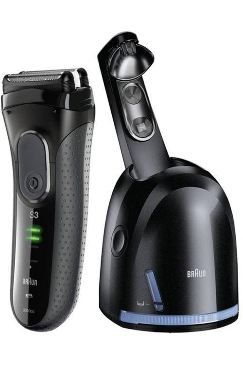 Rasoir électrique Braun Séries 3 3050CC Gris