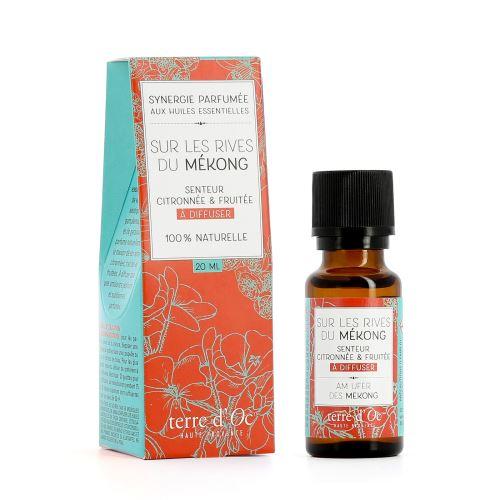 Synergie parfumée Les rives du Mékong Terre D'oc