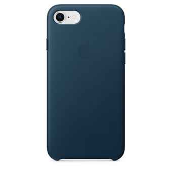 APPLE IPHONE 8 / 7 LEATHER CASE COSMOS BLUE