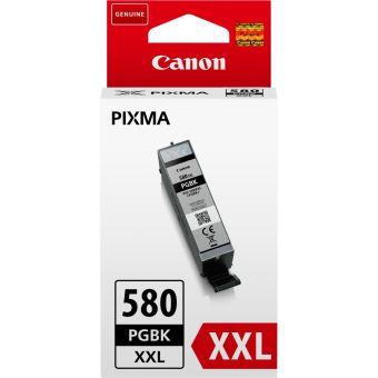 Cartouche d'encre Canon PGI-580PGBK XXL Noire