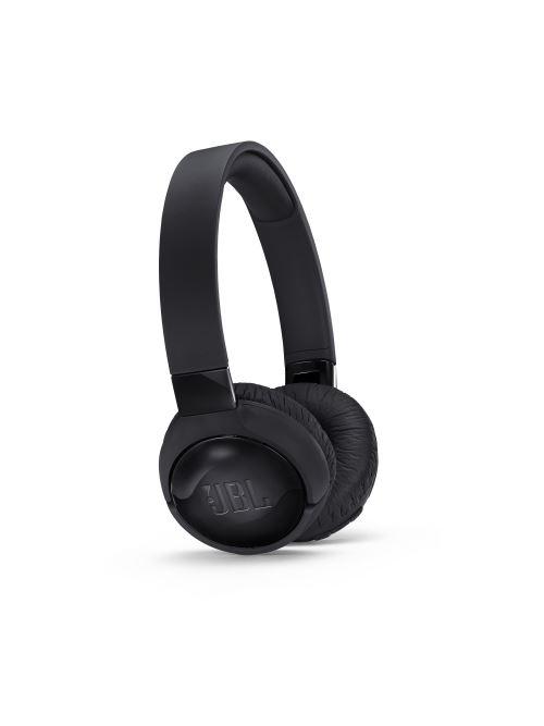 Casque à réduction de bruit JBL Tune 600 Bluetooth Noir