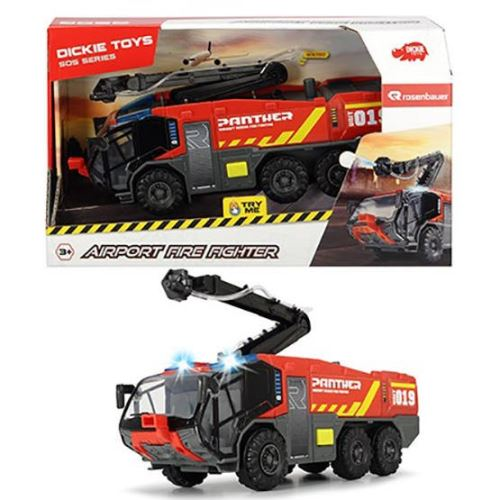 Camion pompiers Dickie Panther 24 cm