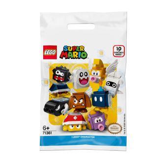LEGO®SuperMario™ 71361 Pack surprise de personnage Modèle aléatoire