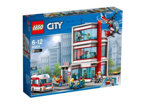Neu Lego 60204 City: Krankenhaus 8005905