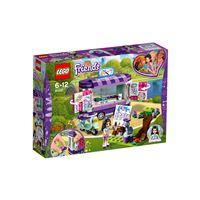 LEGO® Friends 41332 Le stand d'art d'Emma