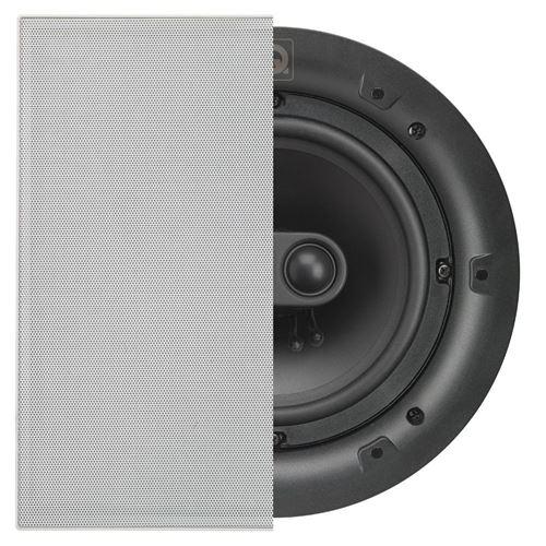 Enceinte encastrable Q Acoustics Q-Install QI65ST Blanc - Enceinte compacte. Achetez en ligne parmi un grand choix de produits high-tech. Remise permanente de 5% pour les adhérents.
