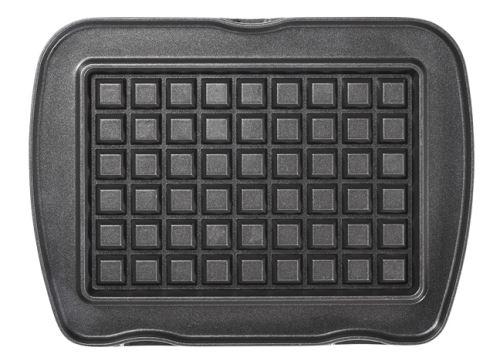 Jeu de plaques Premium Gaufres Lagrange pour Gaufres Liégeoises 010722 Noir