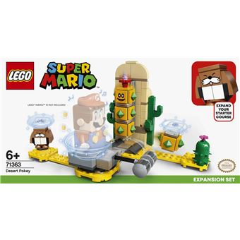 LEGO®SuperMario™ 71363 Ensemble d'extension Désert de Pokey