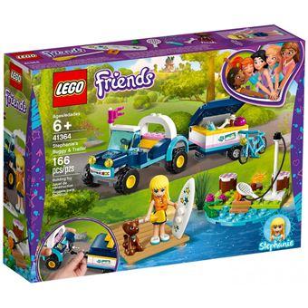 LEGO 41364 STEPHANIE'S BUGGY & TRAILER