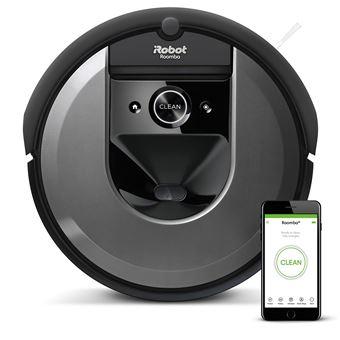 Robotstofzuiger Irobot Roomba I7 Zwart