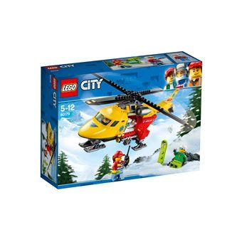 LEGO  60179 AMBULANCEHELIKOPTER